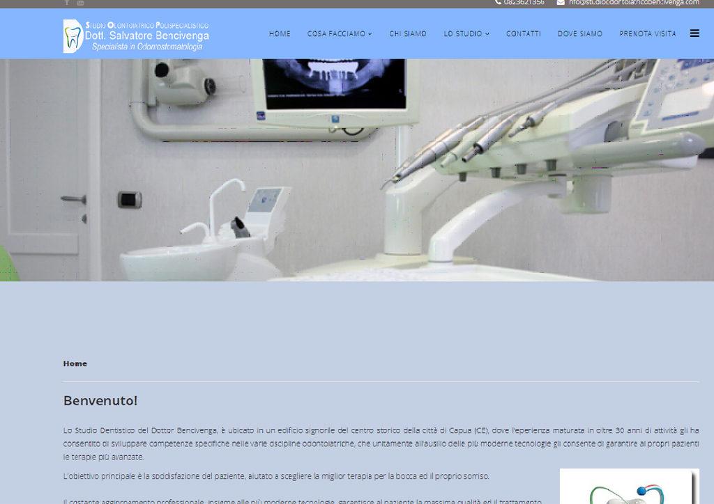 Studio Dentistico del Dottor Bencivenga a capua caserta
